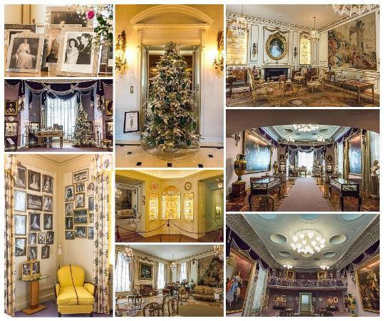 The Beauty Of Winter Picture Of Hillwood Estate Museum Gardens Washington Dc Tripadvisor