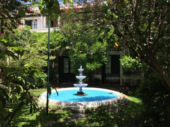 Posada Plaza Mayor: Patio central