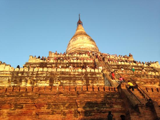 Honeymoon Destinations to Bagan, Myanmar