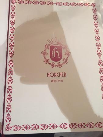 Horcher es un templo del clasicismo.