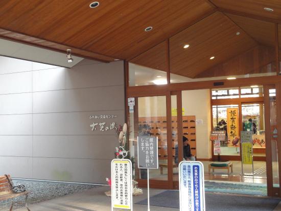Minamiminowa-mura, Ιαπωνία: 大芝の湯