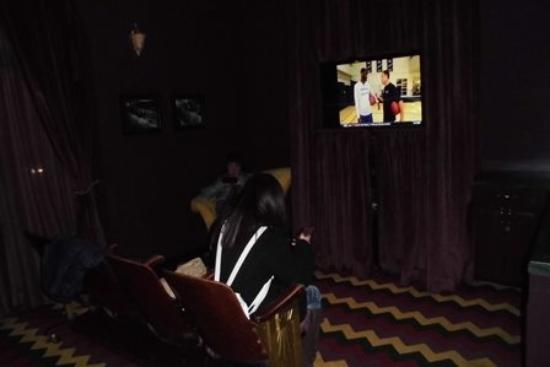 Hotel Bijou: シアタールーム