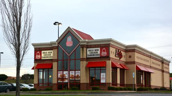 Arby's: Another View from a different angle