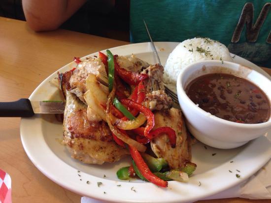 Naranja, FL: Roasted chicken