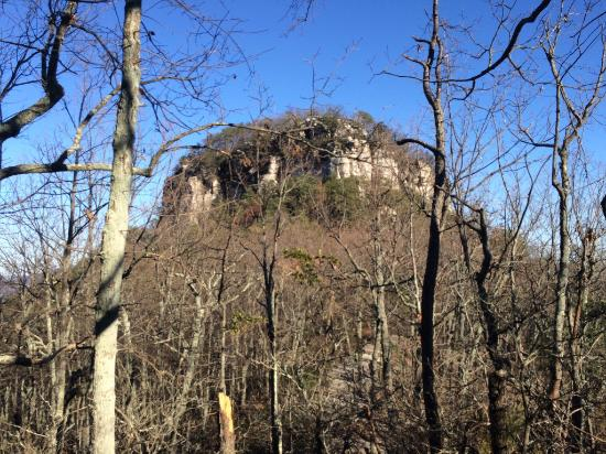 Pinnacle, Kuzey Carolina: Beautiful hike to Pilot