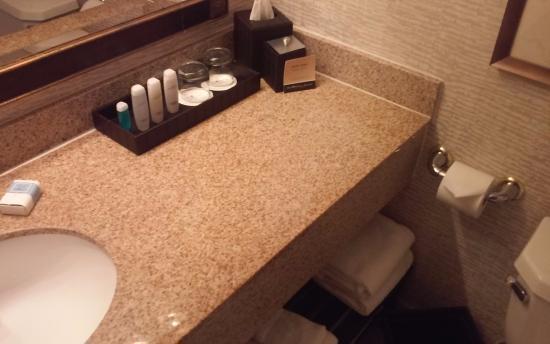 Omni San Antonio Hotel: Bathroom