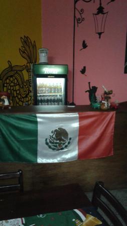 Restaurant El Mexicano: Ya tenemos Cervezas