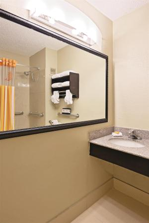 La Quinta Inn Dallas LBJ/Central: Guest room