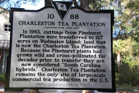 Wadmalaw Island, Carolina del Sur: Sign
