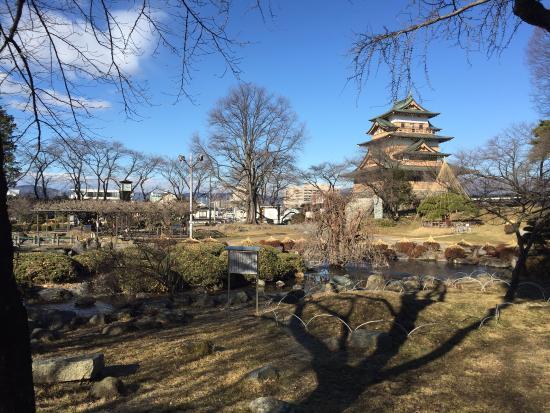 Takashima Castle: 城内