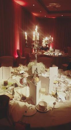 The Chester Grosvenor: Reception Room
