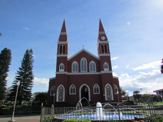 Grecia, Kosta Rika: Catedral de las Mercedes