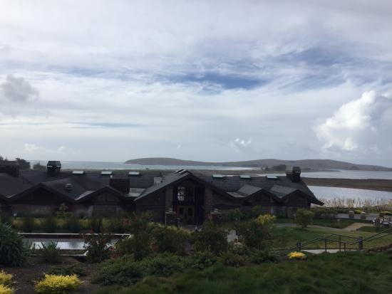 Bodega Bay Lodge: Outdoor walking