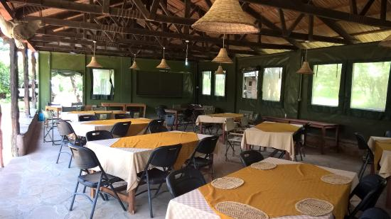 Mara Springs Safari Camp: Dining Area