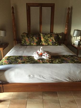 The SPA Retreat Boutique Hotel: Bed