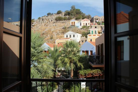 Gialos, Griekenland: View from room