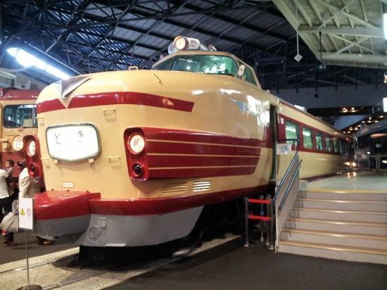 The Railway Museum: ^_^
