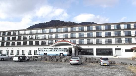 Oruri Sanso : ホテル外観