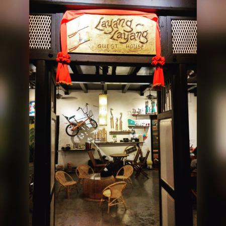 main door picture of layang layang guest house melaka tripadvisor rh tripadvisor com