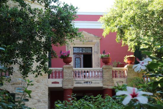 Hotel Archontiko Angelou: Hotel