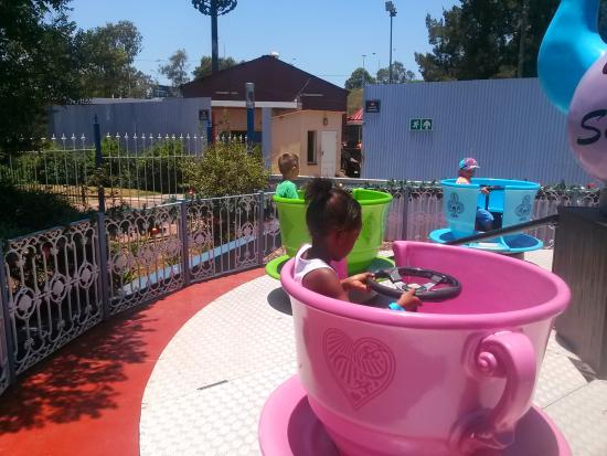 Gold Reef City Theme Park Hotel: ride