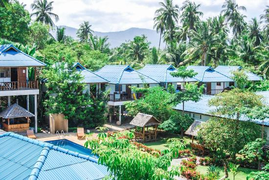 Ananda Wellness Resort: Overview of our beautiful property