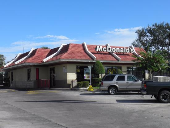 McDonald's in Holly Hill