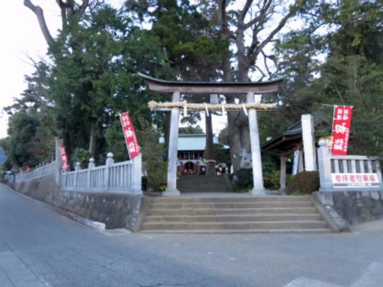 Sannomiya Hibita Shrine: 三之宮比々多神社