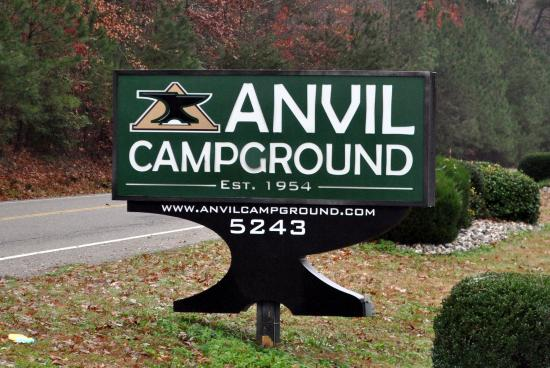 Anvil Campground: Loved Anvil!