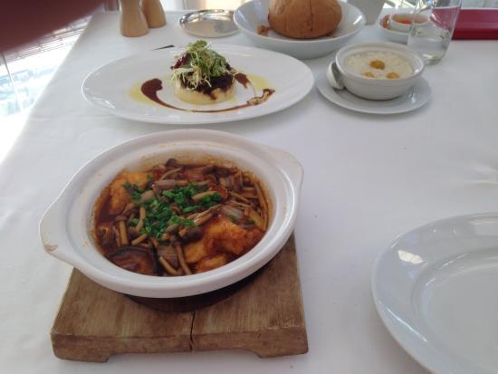 China Grill: Cod entree