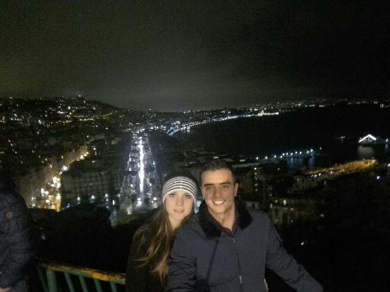 Vista di sera - Picture of Posillipo, Naples - TripAdvisor