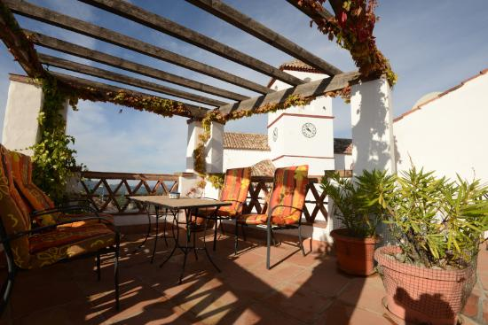 Cartajima, Spanyol: Relax on the roof
