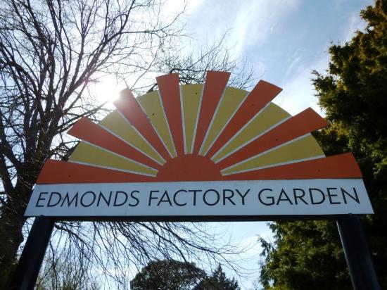 Edmond's Factory Garden