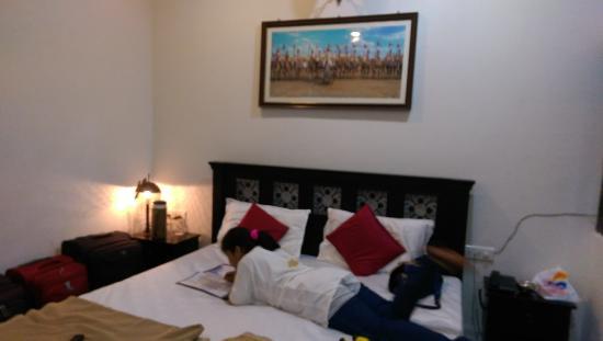 Hotel Ajanta Haveli: Room
