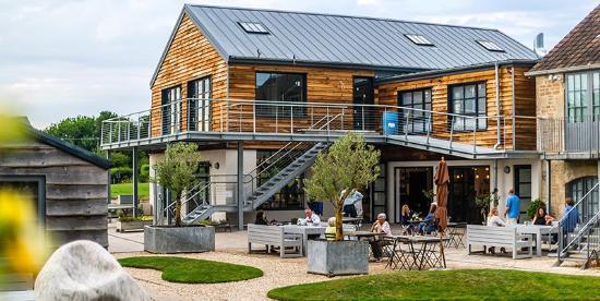 Holt, UK: The Field Kitchen Cafe