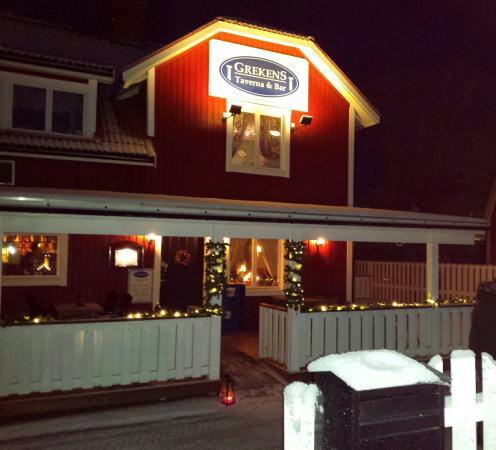 Knivsta, สวีเดน: Grekens Taverna