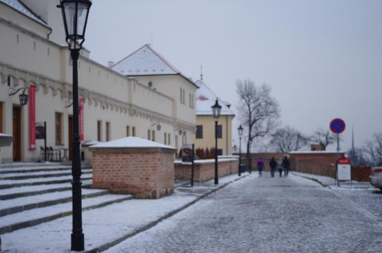 Brno, República Checa: Смотровая площадка