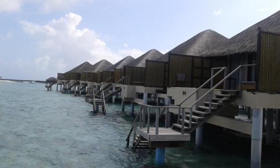 Adaaran Prestige Vadoo: Water villa we had