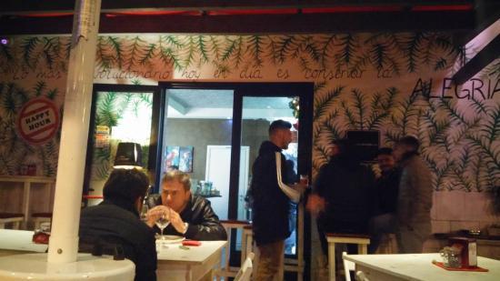 Trocadero Lounge Bar