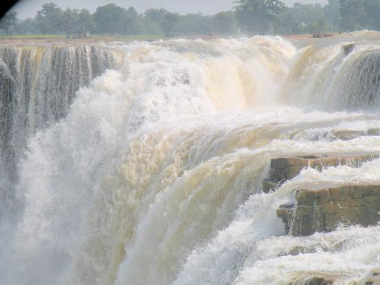 Chitrakot Falls