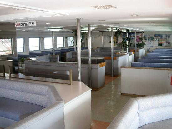 Nagasaki Prefecture, Ιαπωνία: 船内