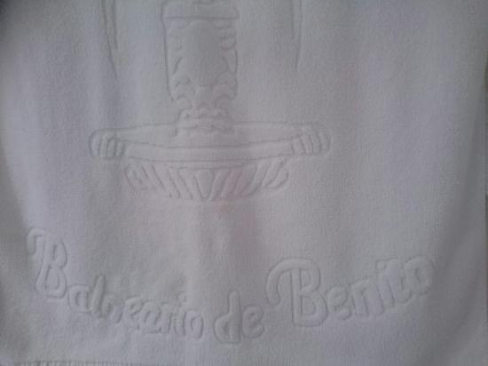 Salobre, Spagna: Balneario de Benito
