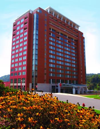 Morgantown Marriott at Waterfront Place