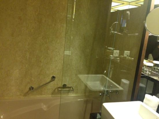 Hotel InterContinental Geneve: Tasteful decor