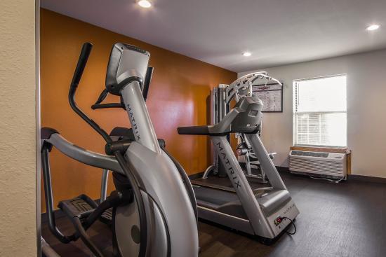 Comfort Inn Fond Du Lac : Fitness
