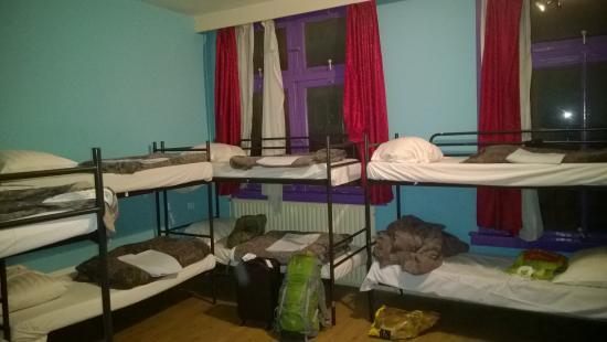 Leidseplein Hostel : Dorm room