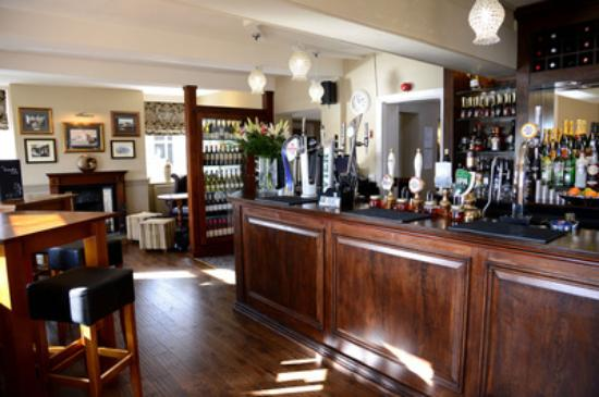 The Bromley at Fiskerton: The Bromley Bar