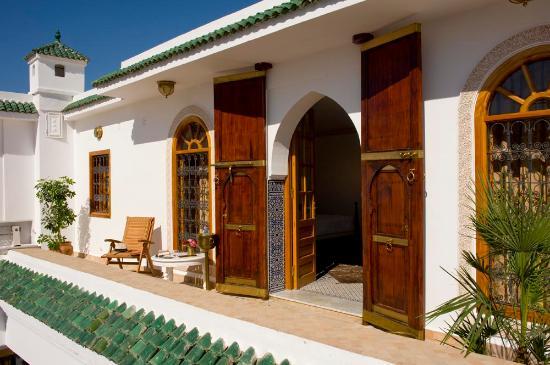 Riad Layali Fes: Suite Al Casaba
