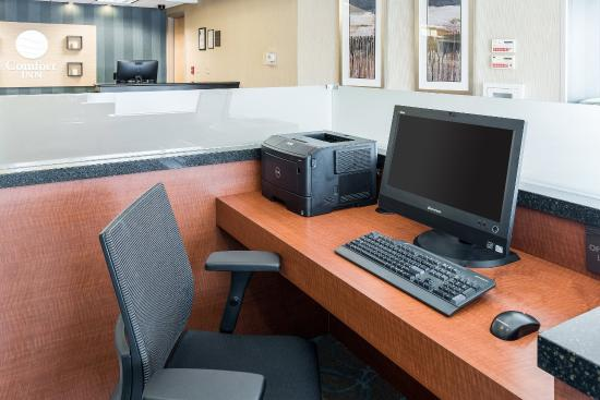 Comfort Inn Rehoboth Beach: Business Center