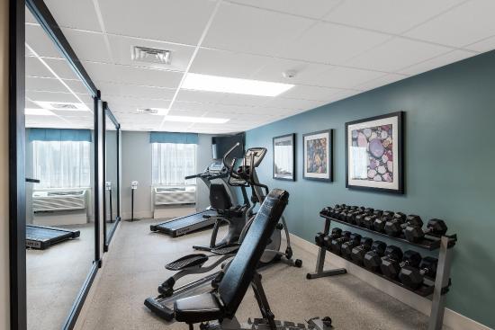كومفرت إن ريهوبوث بيتش: Fitness Room